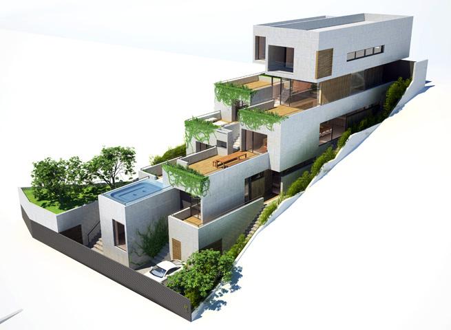 Pendiente de una linea related keywords pendiente de una - Casas en pendiente ...